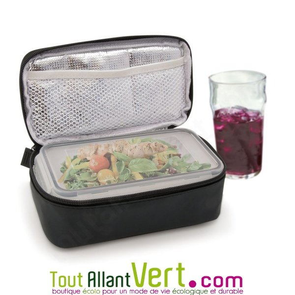 lunch box isotherme micro onde 21x12cm achat vente. Black Bedroom Furniture Sets. Home Design Ideas