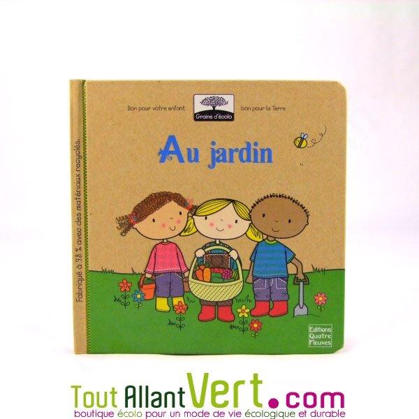 Livre pour enfant au jardin potager et terre nourrici re for Tout sur le jardinage