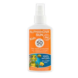 creme solaire bio alphanova pour peau claire