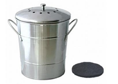 Poubelle De Table A Compost Pour La Cuisine Pratique Et