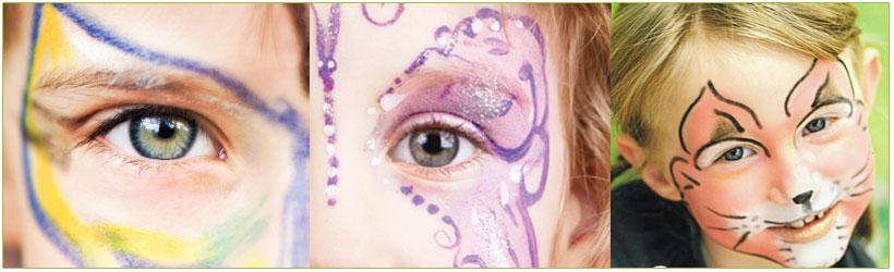Faire un maquillage enfant avec un bon produit : Namaki