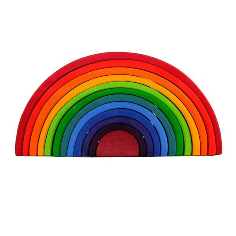 Arc-en-ciel multi-couleurs Grimm's