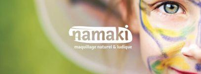 namaki maquillage enfant