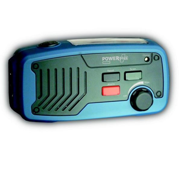 Radio portable lampe solaire et dynamo Power plus